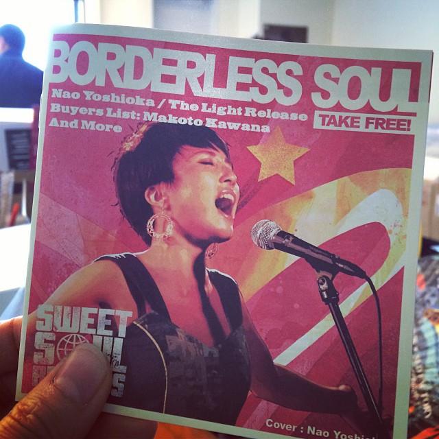 nao yoshioka borderless soul