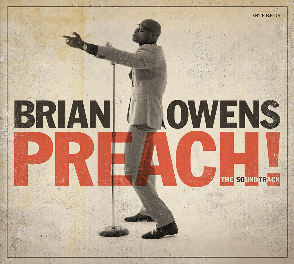 Brian Owens - PREACH! Jacket_web